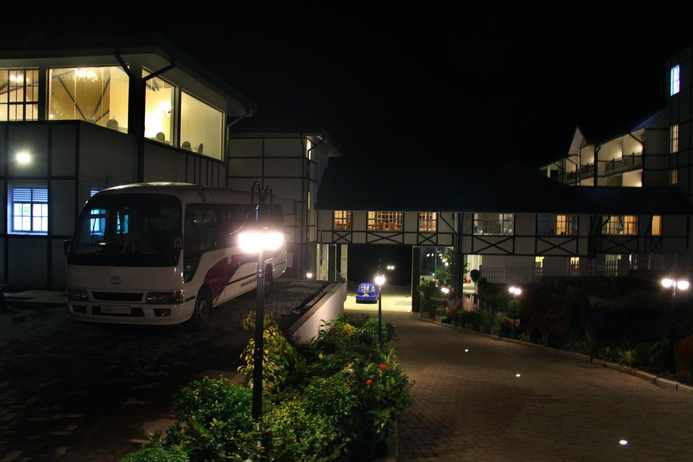 hotel blackpool entrance