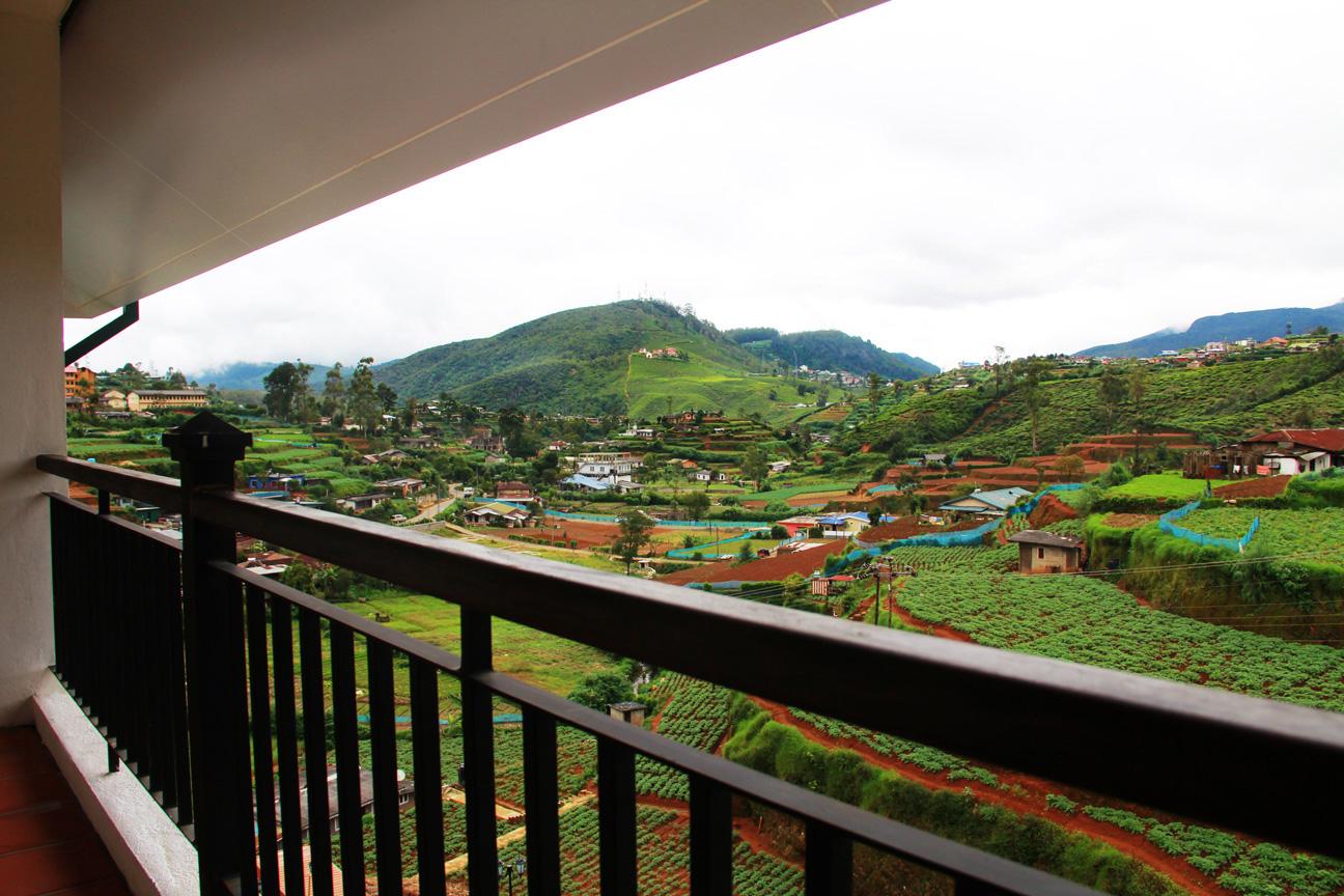 View Suite Room Balcony